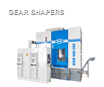 Gear shapers